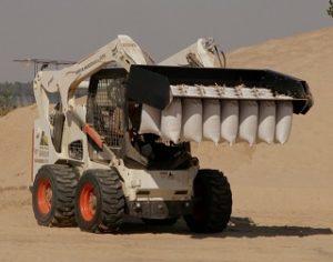 SandMaster 20 for Skid Steers