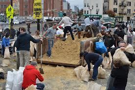Sandbag Operation