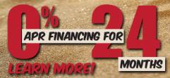 Easy Financing for SandMaster