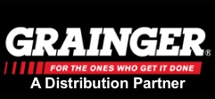 We are a Grainger Distribution Partner