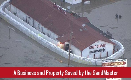 SandMaster saves business