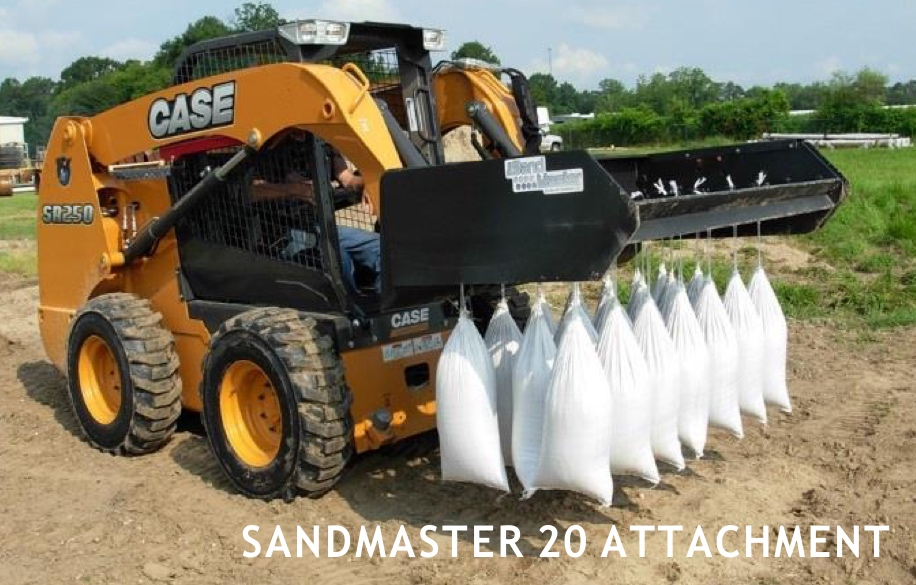 SandMaster 20 Attachment